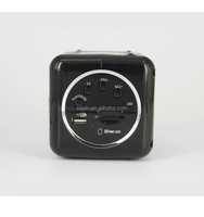SY-230Mp3 top-grade with USB MP3 player speaker alarm clock