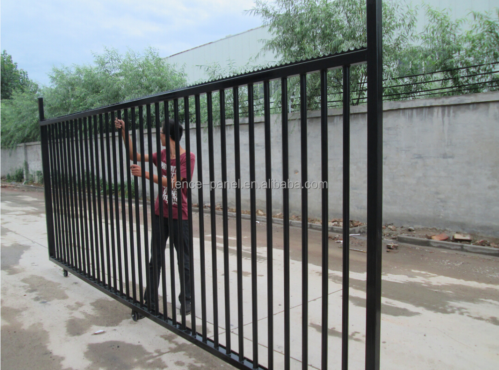 Duragates Sliding Gate System In The Philippines: Philippines Gates And Fences Heat Treated Fencing,Trellis