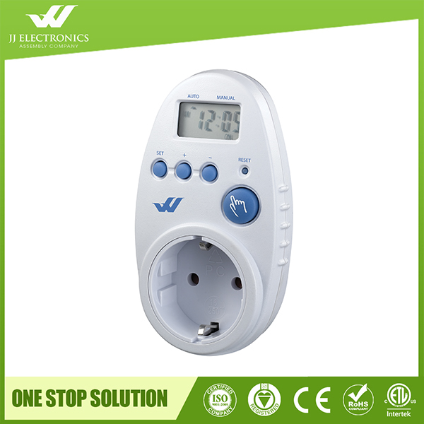 2017 New design with high quality 220V 16A Digital Timer
