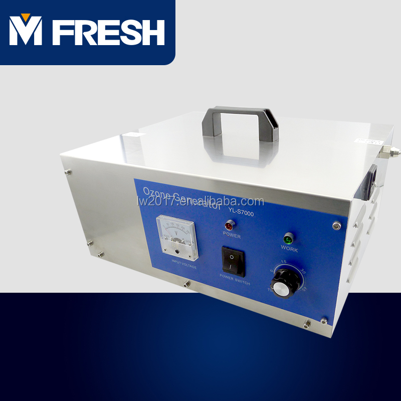 Mfresh S7000 Small Mini Ozone <strong>air</strong> and water purifier