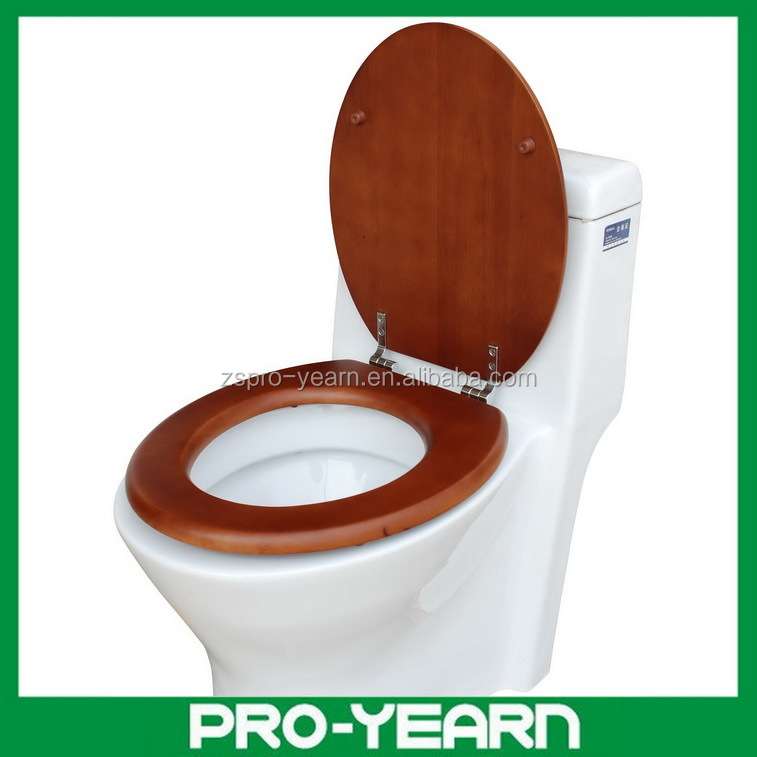 solid wood soft close toilet seat. Solid Wood Slow Close Toilet Seat With Customized And Soft  Hinge With And