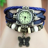 bead watch bracelet ladies watches leather watches for women