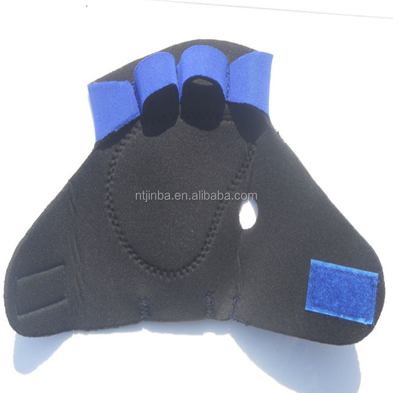 Wholesale Cheap Custom Logo Fitness Boxing knitted hand Gloves manufacturers in china