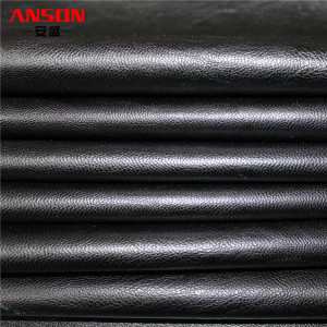 China Company Stocklot Semi PU Leather For Garment Coat Jackets Wrap