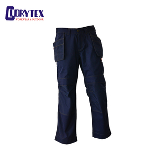 2018 New Plus Size 10 Pockets Cargo Pants