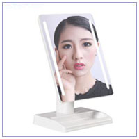 Lamp Bathroom cabinet for Women Makeup Cosmetic Mirror Desk Lamp