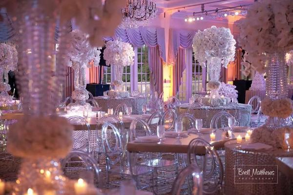 Crystal Clear Wedding Chairs