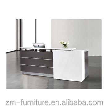 Captivating Modern Reception Desk, Modern Reception Desk Suppliers And Manufacturers At  Alibaba.com