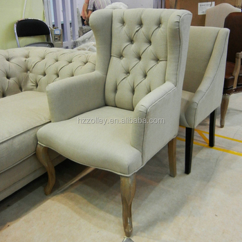 High Button Back Dining Chairs Cheap Wing Chairs For Living Room