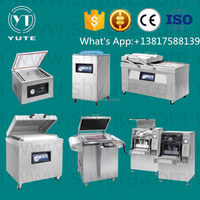 DZ-6002SB doubles chambers vacuum packing machine for food