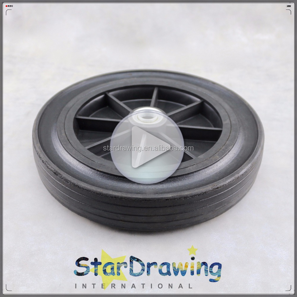 Economical 8 inch Pressure washer wheel high quality 200 mm Pressure washer wheel