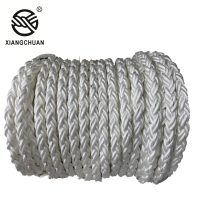 8 Strand 56mm pp mooring rope