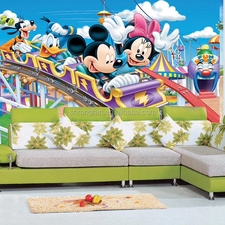 Cheap Price Waterproof Custom Design Wall Murals Printable For Kids