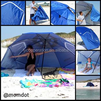 Wind Resistant Beach Umbrella