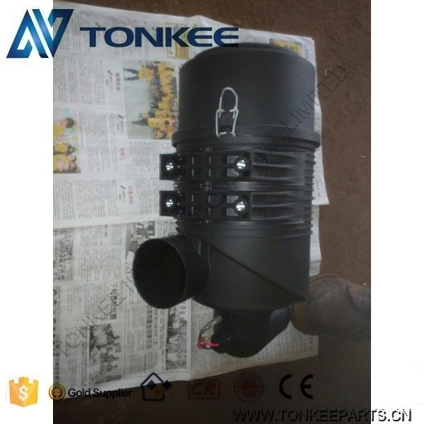 Excavator parts SK100-5 Air filter, SK100-5 Air filter assy for Kobelco
