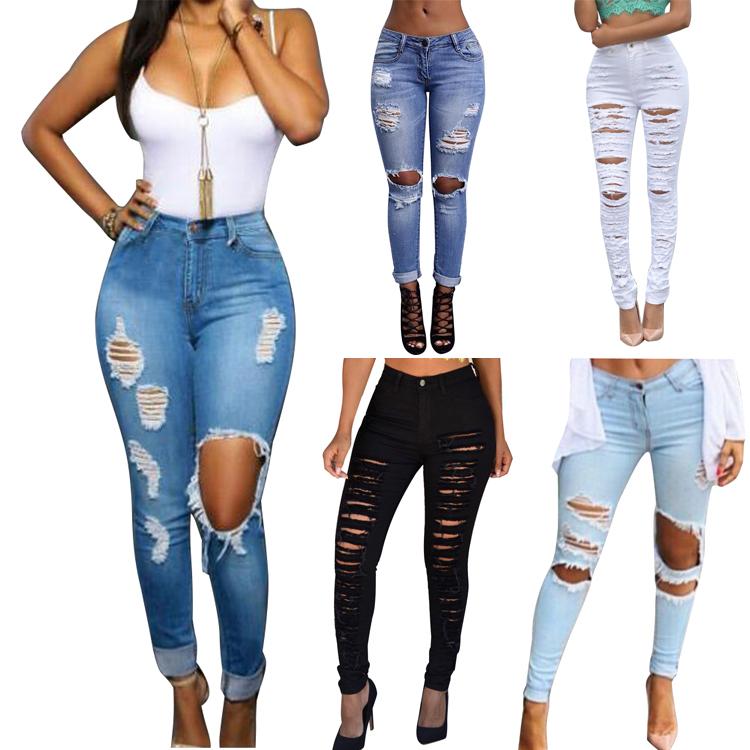 bf658dc33065fe Grossiste jean femme bleu-Acheter les meilleurs jean femme bleu lots ...