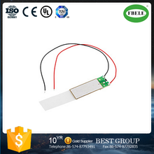 FB-76Q-220 High Quality piezoelement, piezo ceramic element with wire (FBELE)