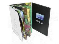 Factory e book reader 5 inch sound book for Thank you card