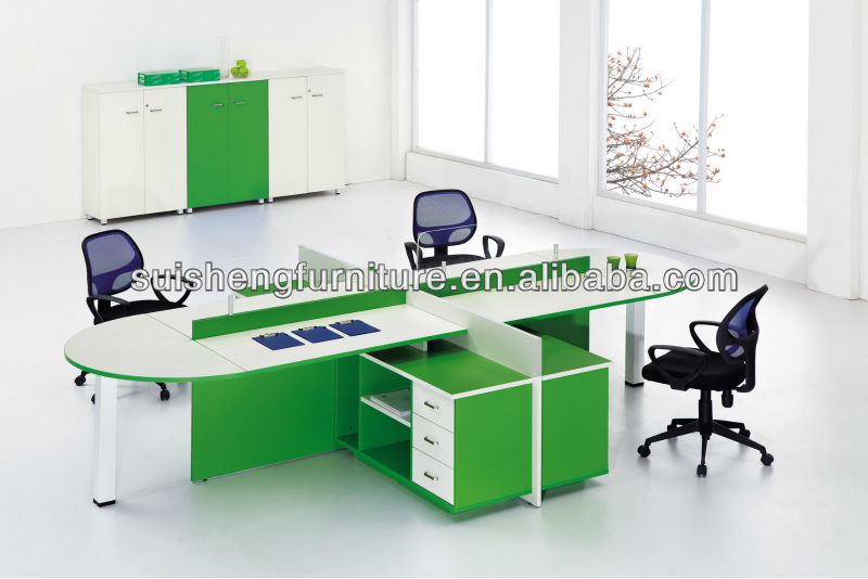 modern unique office desks. needme modern unique design office furniture greenwhite cubicle round workstation buy workstationround desks p