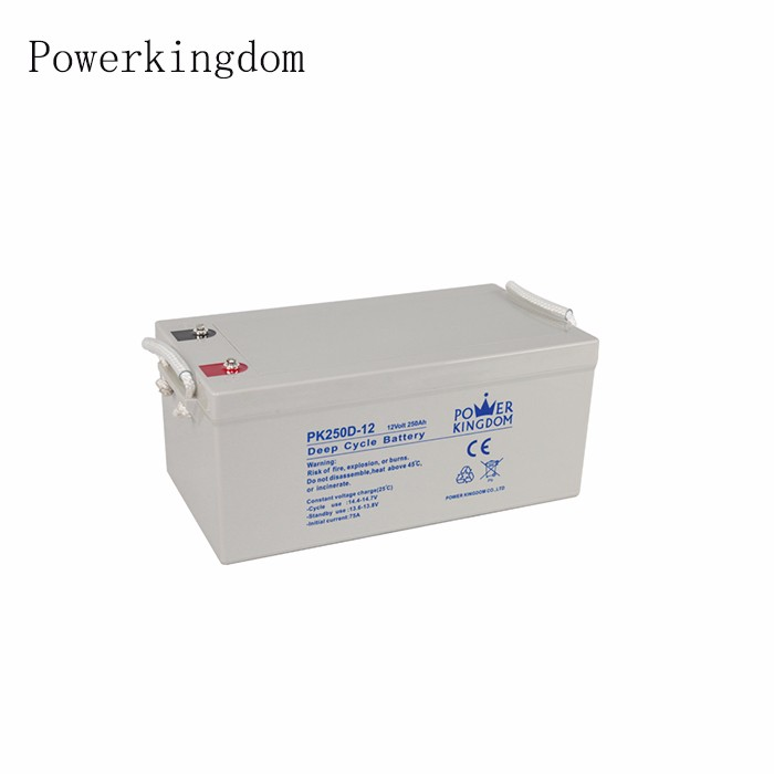 Power Kingdom no electrolyte leakage sla agm company vehile and power storage system-2