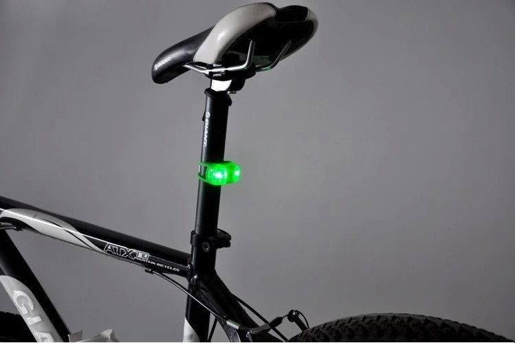 2Pcs Cycling Bike Bicycle Silicone Beetle Frog Light LED Front /led bicycle light rubber