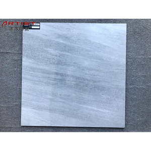 Rectangle Standard Size Marble Artificial Matte Floor Tile Gres