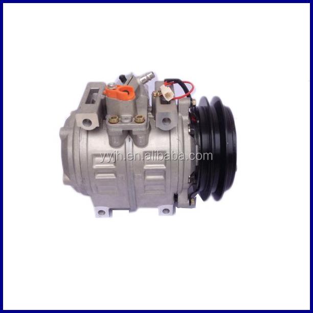 Toyota Coaster Denso Compressor 10p30b/c 2 Pulley Clutch,Auto Ac ...