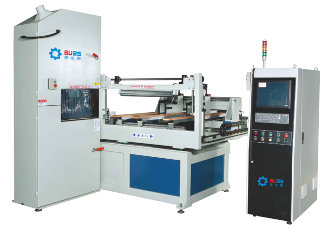 Customized Band Saw Machine for Rubber Material