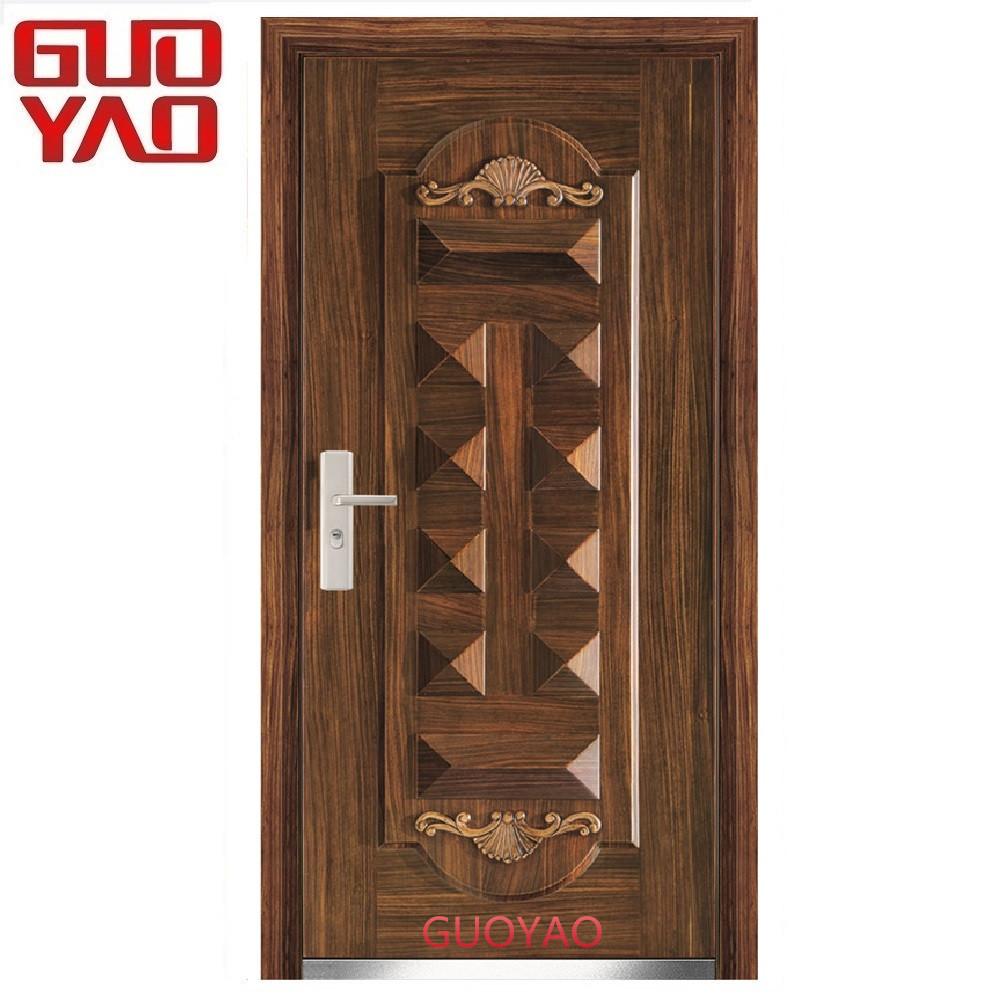 Amazing Popular Steel Wood Door, Popular Steel Wood Door Suppliers And  Manufacturers At Alibaba.com