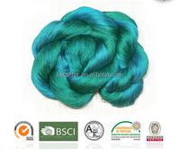 Yarn Manufacturer Silk /Cotton/Polyester Knitting Yarn/Thread for Knitting Machine