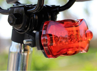 Crazy Sales Cheapest Hot Sell Bike 5 Led Torch Head