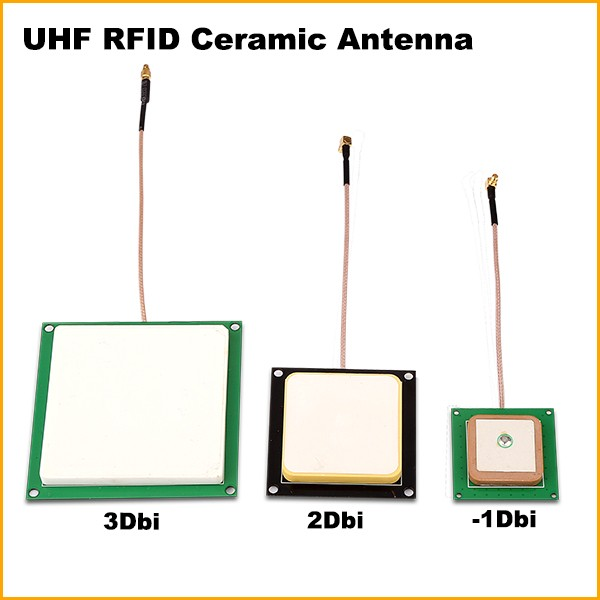 A4002 UHF RFID <strong>antenna</strong> Ceramic <strong>antenna</strong> 2dbi