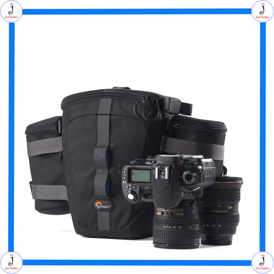 2015 New Hot Sale Lowepro Outback 100 Digital SLR Camera Bag For Canon,Nikon Best Camera Travel Waist Packs Free Shipping