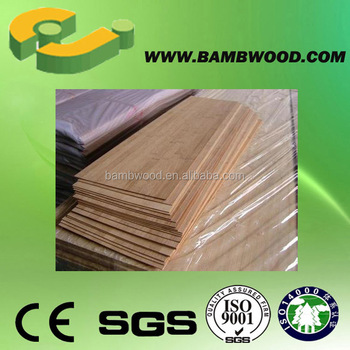 Suitable Top Quality Bamboo Plywood Thickness Panel For Table Best Seller