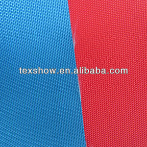 100% polyester water resistant and flame retardant PU coat tent fabric