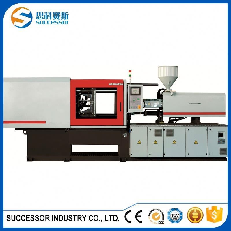 Servo Drum 650T Plastic Injection Molding Machine