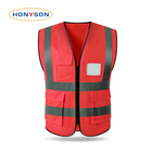 wholesale traffic motorcycles high visibility reflective vest clothing