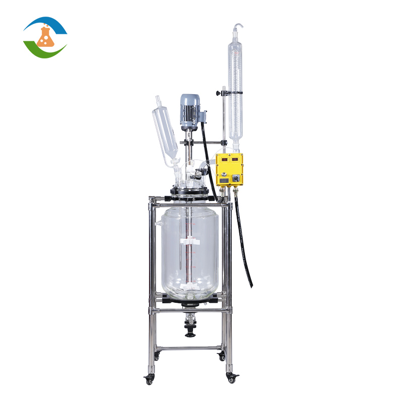 Explosion-Proof Batch Mixing Glass Reactor