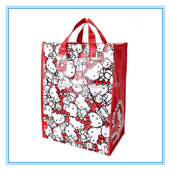 Full Color Printed Woven Polypropylene Bags,Garbage Pp Woven Bag,Polypropylene Woven Bag