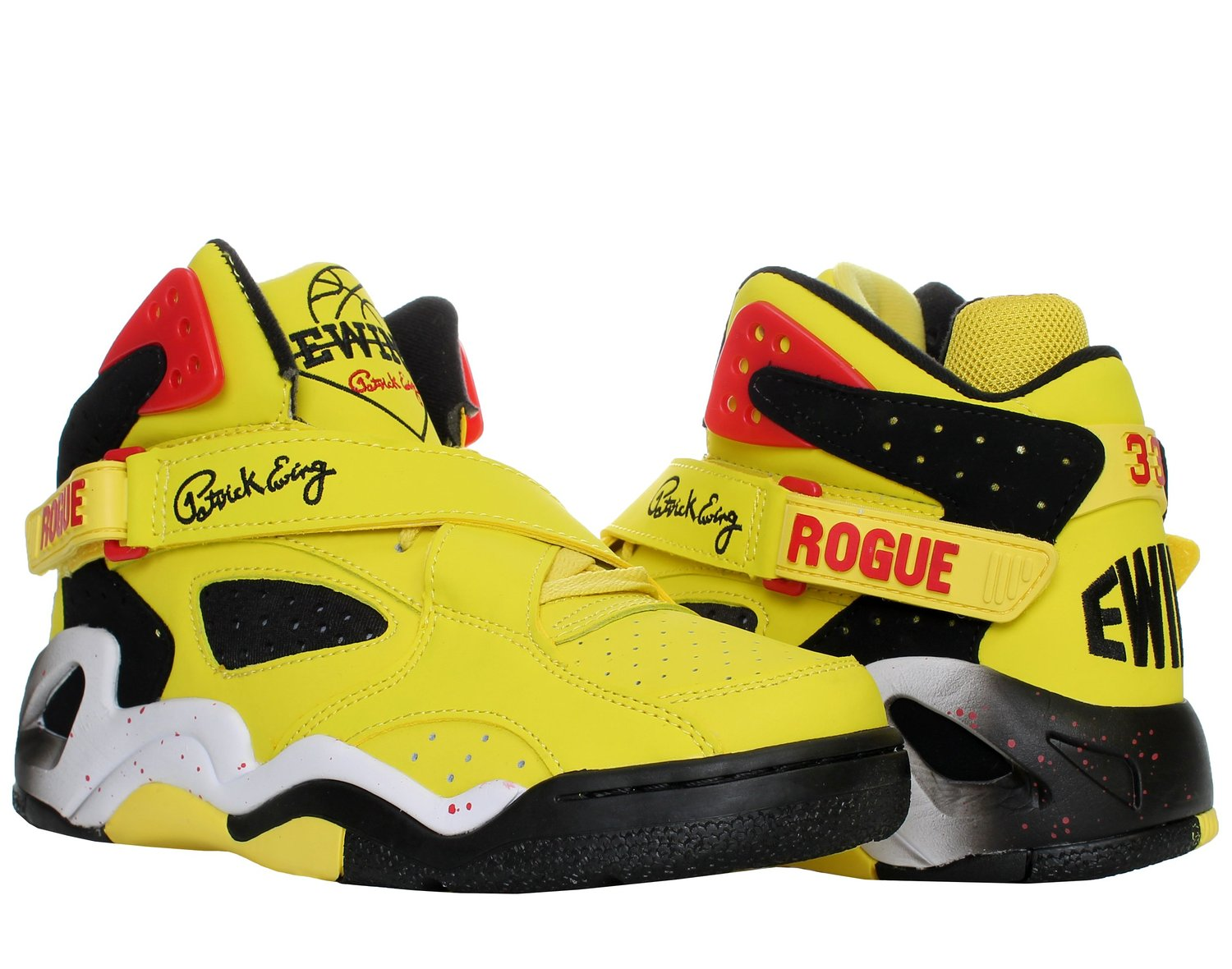 low priced 8e9cb cb5bb Get Quotations · Ewing Athletics Ewing Rogue Men s Basketball Shoes  1EW90134-704
