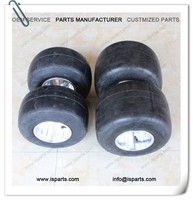 11*7.1-5 and 10*4.5-5 inch go kart wheels and tires for sale