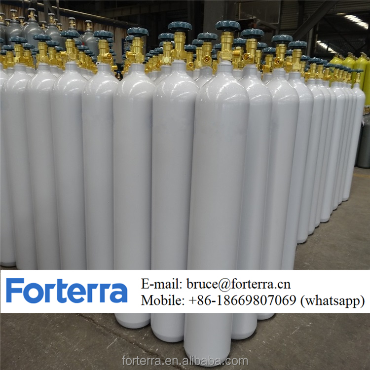 Good Quality Low Price GB ISO Standard CO2 Industrial Gas /CO2 Gas Cylinder