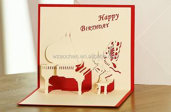 Handmade 3d birthday greeting cards buy 3d pop up christmas cards handmade 3d birthday greeting cards m4hsunfo