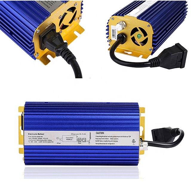 high frequency 600w mh/hps magnetic electronic ballast dimmable