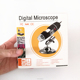 2018 Factory Wholesale 8 LED 0.3mp 1000X Microscope USB Digital Electronic Magnifier Video Camera