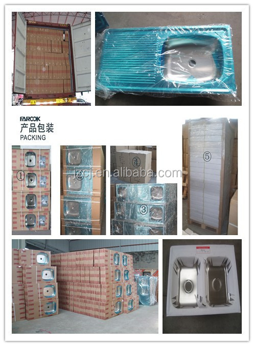 120x50cm stainless steel kitchen sink equipments for restaurants with prices - Kitchen Sinks Cheap Prices