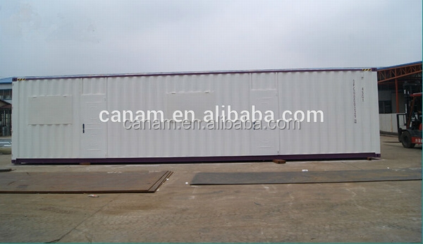 CANAM-Shipping container cafe for sale