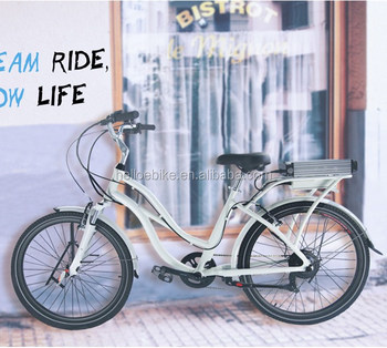 Hot sale 250w electric city bike ebike e-bike for lady