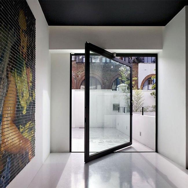 Large Exterior Frameless Glass Aluminium Pivot Door Prices   Buy Glass  Aluminium Pivot Door Prices,Frameless Glass Aluminium Pivot Door,Large Exterior  Pivot ...