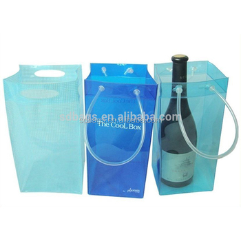 pvc ice cooler bag In very Thick material 0.5 MM